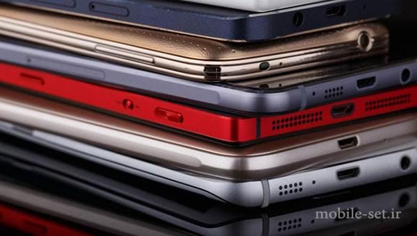 پرفروش ترین برندهای موبایل