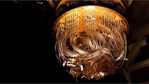 پیسرفته ترین کامپیوتر جهان ، کامپیوتر کوانتومی