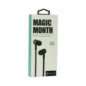 celebrat magic month d2 earphone with mic 2 300x300 - هندزفری سلبریت D2